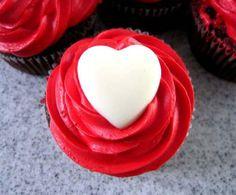 Red Velvet Cupcakes » Best Cupcake Pins