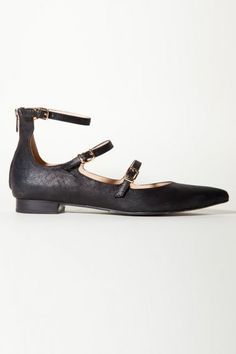 Frontrow - Flat Pointed Multi Strap