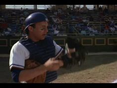OK, I'll admit it, baseball always makes me think of certain movies ... Bring the heat!