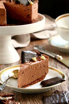 Something Sweet, Sweet And Salty, Vegan Desserts, Cheesecakes, Vanilla Cake, Sweet Recipes, Oreo, Deserts, Sweets