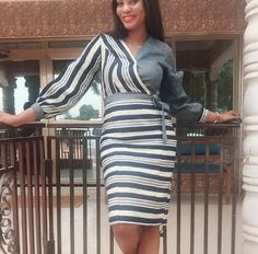 African Fashion Dresses, African Dress, Suit Fashion, Fashion Outfits, Womens Fashion, Church Outfits, African Design, Suits For Women, Wax