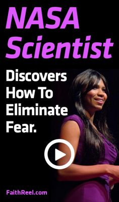Rocket  Scientist Shares How She Overcame Fear, And Reprogrammed Her Brain