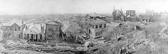 After a summer of soaring temperatures and drought across the country, Mother Nature wrecked havoc in Texas bringing on the severe and deadly hurricane of 1900 that hit Galveston, Texas, on September 8th.
