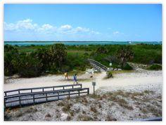 Smyrna Dunes Park - Pet Friendly Beach - New Smyrna Beach, Florida