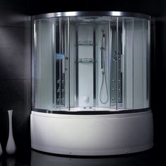 Ariel Platinum Steam Shower Jetted tub combo
