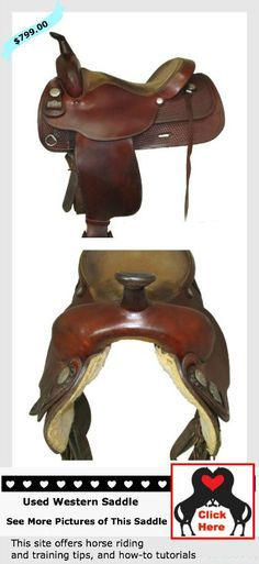 Trying to find a #usedwesternsaddle ? We got you covered. Quality saddles at affordable prices