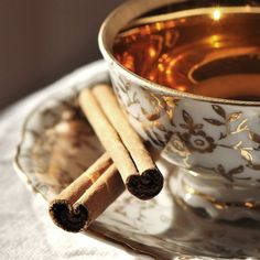 Cinnamon Tea Time
