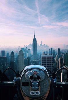 #topoftherock beautiful morning in NYC