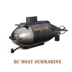 Happycow 777-216 Simulation Series RC Boat Submarine Toy RTR