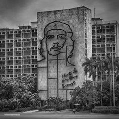 City of Havanna, Plaza de la Revolucion, Cuba