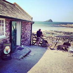 Grab an Owens Coffee at Wembury beach