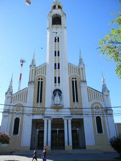 Iglesia N. S. de Luján, Punta Alta, Argentina