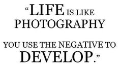 Photography for life