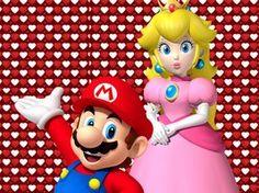 Mario and Peach Peach Mario, Mario And Princess Peach, Sweet Hearts, Mario Bros, Super Mario, Luigi, Video Games, Deviantart, Cute