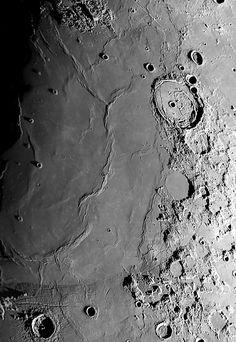 Posidonius and the Serpentine Ridge