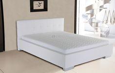 Łóżko 81274 tapicerowane M&K Foam Koło Fabryka Sypialni