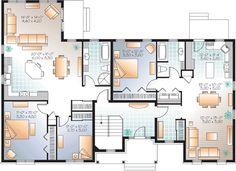 8 Idees De Plans De Maison Bi Generation 6