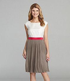 Antonio Melani Leonora Colorblock Dress #Dillards