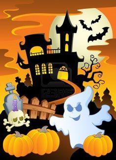#Halloween #Illustration