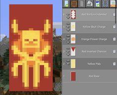 Minecraft Building Guide, Minecraft Plans, Minecraft Tutorial, Minecraft Blueprints, Minecraft Art, Minecraft Creations, Minecraft Designs, Minecraft Crafts, Minecraft Banner Patterns