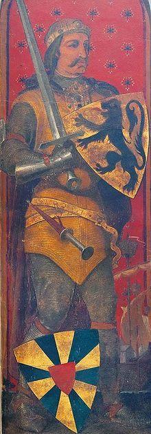 Philippe Ier de Flandre dit Philippe d'Alsace1 (1143 – St-Jean d'Acre, 1er juin 1191), fils du comte de Flandre Thierry d'Alsace et de Sibylle d'Anjou (†1165), fut comte de Flandre de 1157 à 1191 et comte de Vermandois par mariage de 1167 à 1185, puis à titre viager de 1186 à 1191.