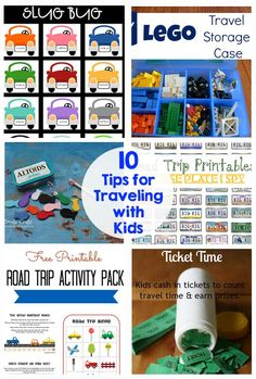 10 Tips for Travelin