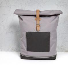 smAShingPur Backpack Gray