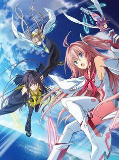 El Anime Ao no Kanata no Four Rhythm se estrenará el 11 Enero del 2016.