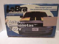 Lebra Front End Mask Cover Bra Fits KIA Sorento 2007-2009 07 08 09 Black LX #Lebra