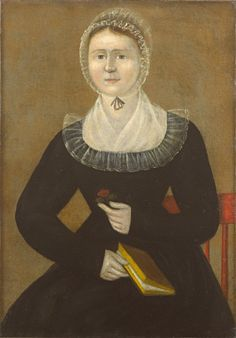 Portrait of Mrs. Thomas Chandler