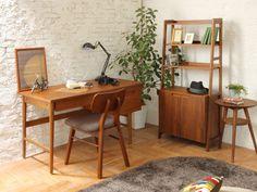 FLYMEe BASIC Walnut Desk