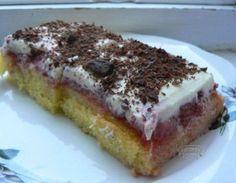 Jahodové řezy Tiramisu, French Toast, Sandwiches, Breakfast, Ethnic Recipes, Nova, Morning Coffee, Tiramisu Cake, Paninis