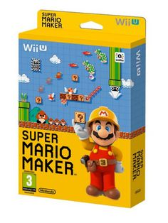 Super Mario Maker – Nintendo Wii U - Super Mario Maker, arrives soon for the Wii U. In recognition of the anniversary of the original 1985 Nintendo Entertainment System's Super release. This game is sure to create a new generation of Mario lovers. Super Mario Bros, Super Mario World, Mario Brothers, Gi Joe, Ps Wallpaper, Wii U Games, 13 Year Old Boys, Zelda, Game Sales