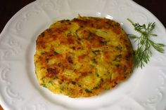 Maakouda - Moroccan Potato Cakes to Serve as a Side or Sandwich Filler: Moroccan Potato Cake - Maakouda Batata