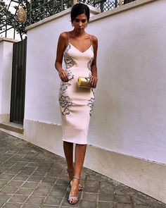 Customized Cute Homecoming Dresses Pink, 2019 Evening Dresses, Homecoming Dresses With Appliques Date Outfits, Fashion Outfits, Cute Homecoming Dresses, Prom Dresses, Summer Dresses, Pink Cocktails, Look Formal, African Fashion Dresses, Simple Dresses