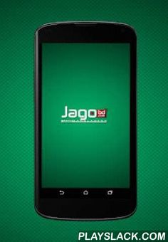 "Jagobd - Bangla TV(Official)  Android App - playslack.com ,  100% Official Andorid app of Jagobd.com. Jagobd is one of the largest resources of Bangladeshi TV channels. Watch Bangladeshi TV channels. Also you get to read Bangla online news papers from the app.Features:-Bangla TV channels-Islamic TV-Bangla News Paper-Special Events-No need to have ""Adobe Flash Player""-Very strong Streaming Player-No sign-up required-Automatically update new channels.-100% working...Content Copyrights…"