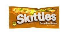 YUCKKKKKKKKK!!!!!!!!!!!!!!!!!!!!!!!!!!!  Pumpkin Spice Skittles | 16 Pumpkin Spice Products That Don't Exist And Should Never Exist