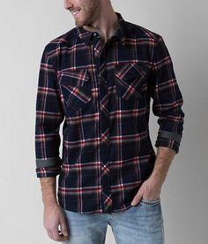 Rock Revival Flannel Shirt - Men's Shirts | Buckle
