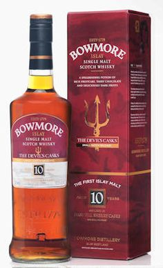 Bowmore® Islay Single Malt Scotch Whisky Launches - The Devil's Casks - Available from October - 9th September, 2013
