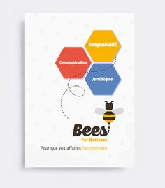 Brand Identity for Bees for Busines