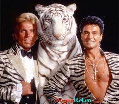 Sigfried and Roy Las Vegas