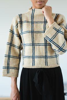 KS 2016 Ravelry: Savoye Pullover pattern by Theresa Schabes