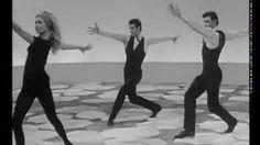 Brigitte Bardot dance, via YouTube.