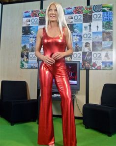 Patrizia Salviato European Fitness Champion http://www.oxygenemedia.it