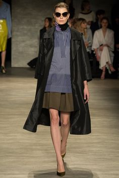 Tome Fall 2015 Ready-to-Wear Fashion Show