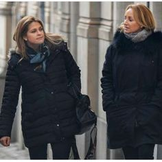#NEW Princess Madeleine at a lunch with her friends in Stockholm today expressen