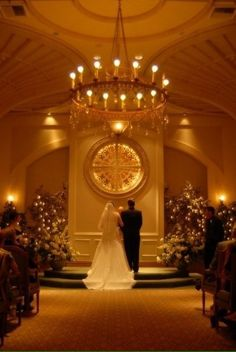 Canterbury Wedding Chapel At Excalibur