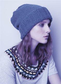 Hefte 1316 it yourself er den nye yoga… Knit Crochet, Crochet Hats, Knitted Hats, Winter Hats, Beanie, Knitting, Instagram Posts, Sweaters, How To Make