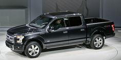 Ford F-150 gana premio a Camioneta del Año en Norteamérica