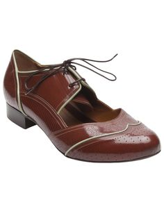 I just bought these. FENDI  CUT-OUT OXFORD